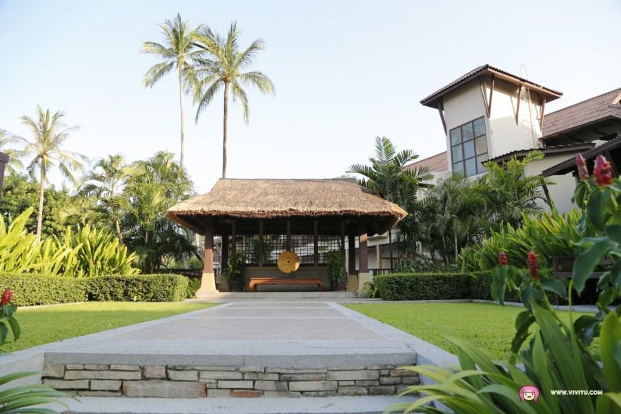 Chaweng Noi海灘旁,Impiana Resort Chaweng Noi Koh Samui,專屬沙灘,查武恩蘇梅島帝王度假村,泰國旅遊,泰國自由行,游泳池,蘇梅島 @VIVIYU小世界