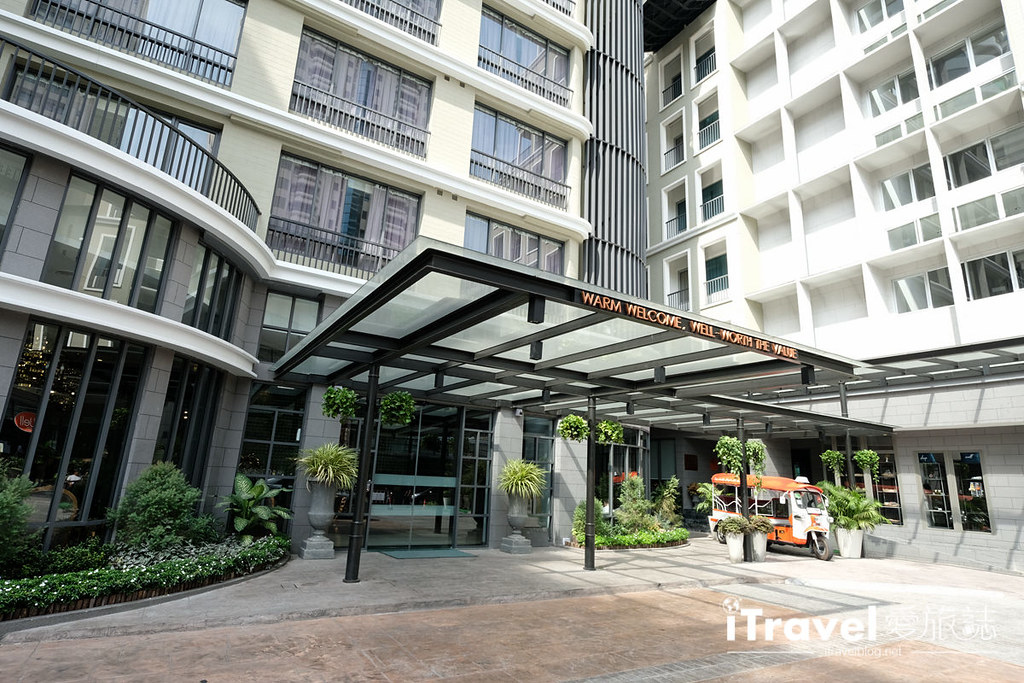 曼谷酒店推荐 Well Hotel Bangkok (3)