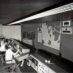 ESRO-2 control room