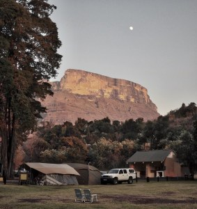 South Africa Campground