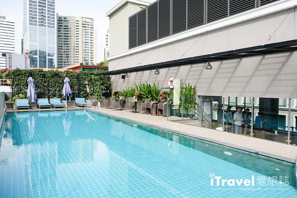 曼谷酒店推荐 Well Hotel Bangkok (53)