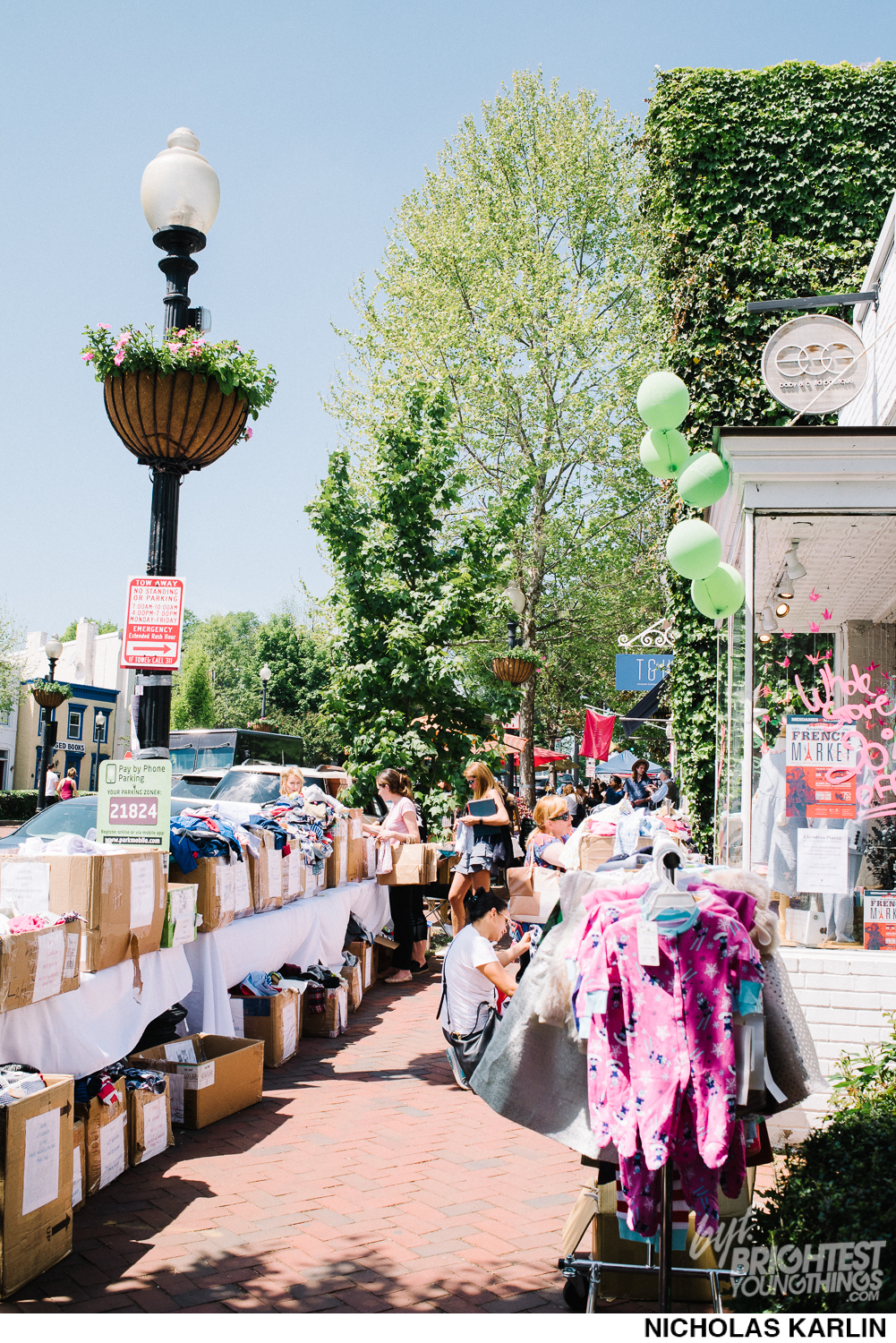 Georgetown French Market Photos 2017