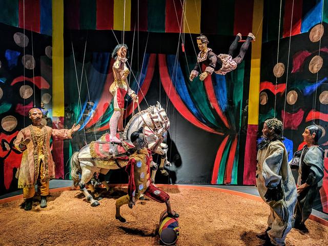 Marionettes, Rafael Coronel Museum