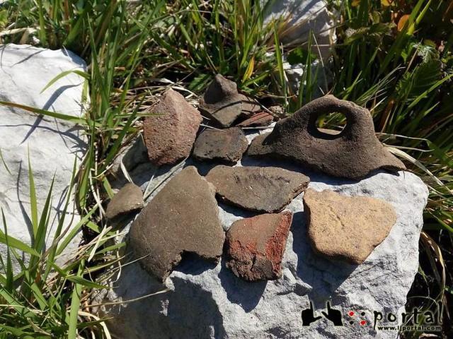 antika3-Rucka koja se datira u zeljszno ili broncano doba