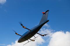 Avy rescue drone