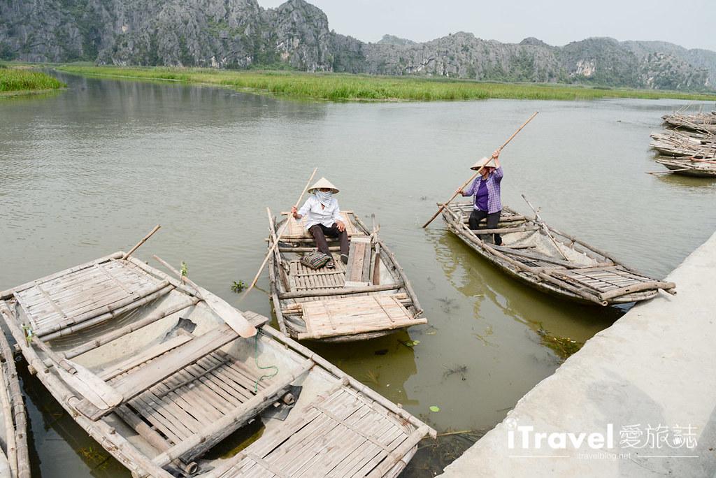 越南宁平游船 Van Long Nature Reserve (12)