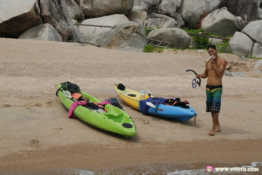 [蘇梅島.景點]龜島+南園島浮潛~蘇梅島必去的浮潛活動.乘坐快挺欣賞離島海岸景色 @VIVIYU小世界