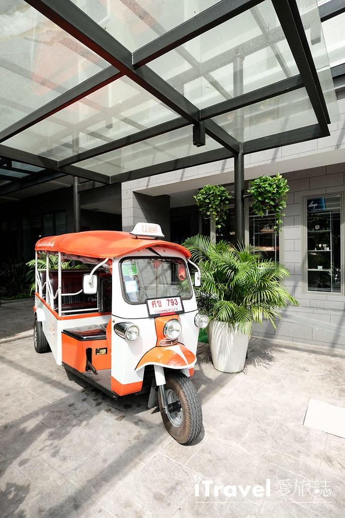 曼谷酒店推荐 Well Hotel Bangkok (60)