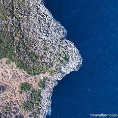 The #edge #ocean vs #landview #aerialphotography #vsco #vscocam @algarvetourism #featuremealgarve #algarve #portugal #travel #travelgram #photooftheday #guardiantravelsnaps #igportugal #instatravel #visitportugal #traveling #travelphotography #blue #rocks