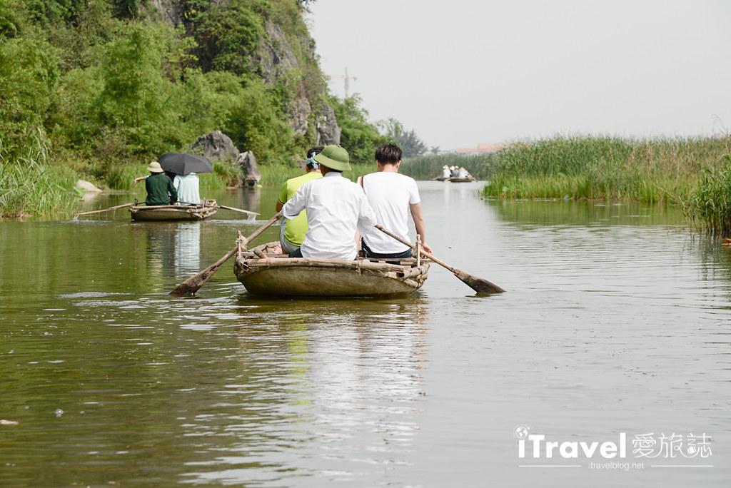 越南宁平游船 Van Long Nature Reserve (17)