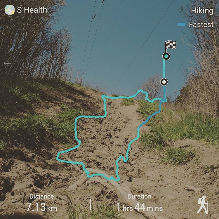 Short Hills Trail Route