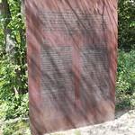 Denkmal für die Synagoge der Gemeinde Adass Jisroel (2)