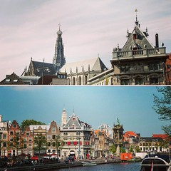 From #yesterdays #walking #tour through #haarlem with the old #badminton #friends from @bverasmus.