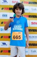 CORRIDA LIFE IS GREAT ENJOY RIVIERA 2017