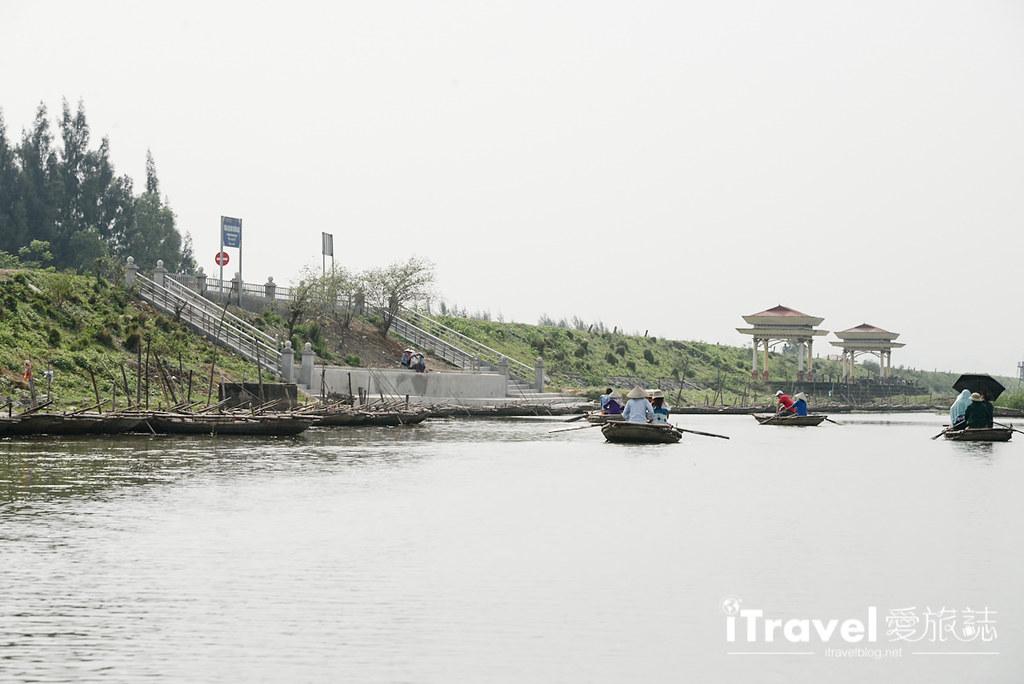 越南宁平游船 Van Long Nature Reserve (34)