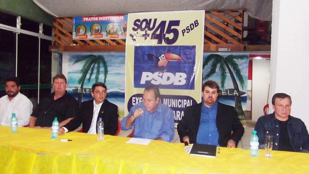 Empresa de flores, que vendeu cimento para a Prefeitura de Paranaguá, é de ex-presidente do PV 3