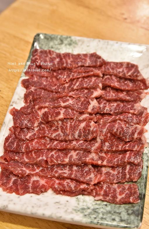 台中溫體牛涮涮鍋牛肉燥飯08