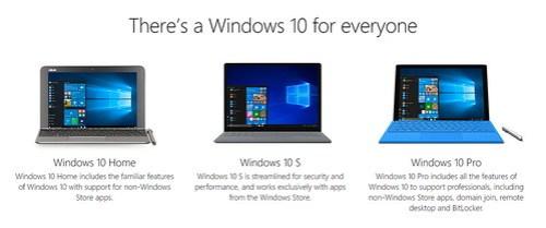 Introducing Windows 10 S