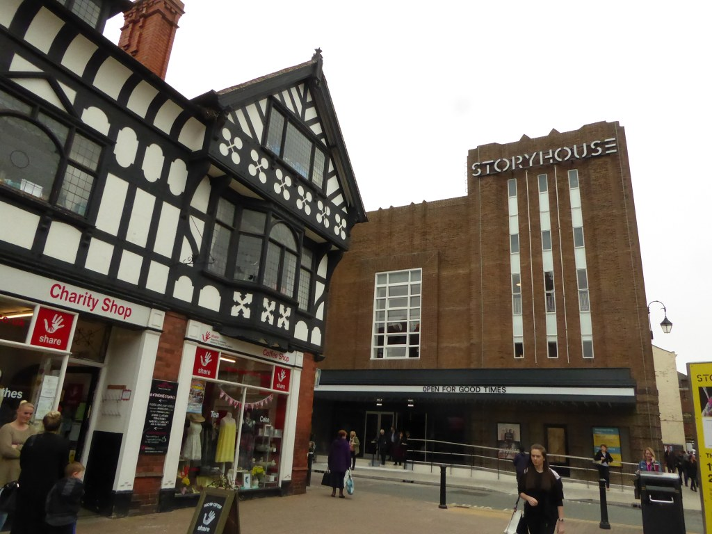 what's on in chester