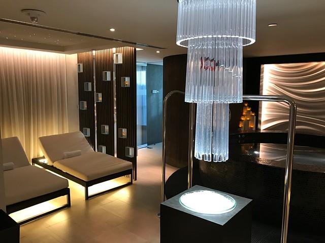 Spa - Sheraton Grand Hotel Dubai