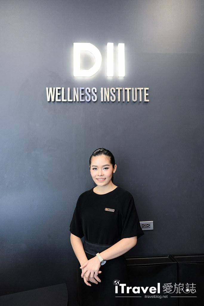 《曼谷SPA疗程推荐》Dii Wellness Med SPA:水晶梦幻冥想沈淀,高规SPA手技释放身心压力