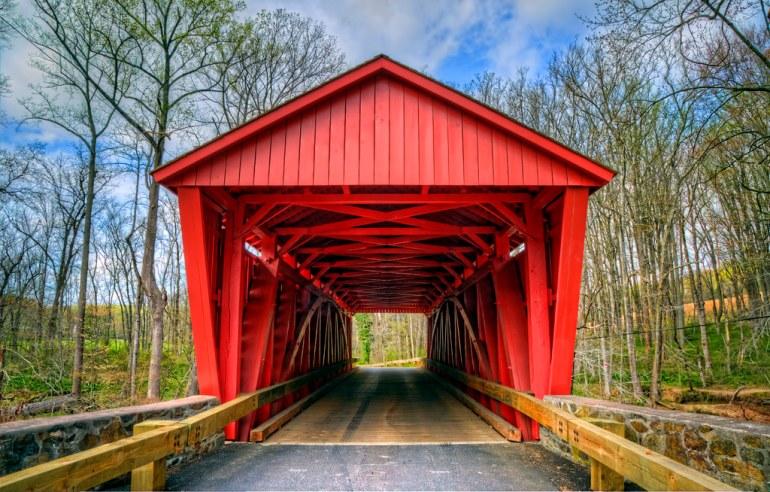 Jericho Covered Bridge
