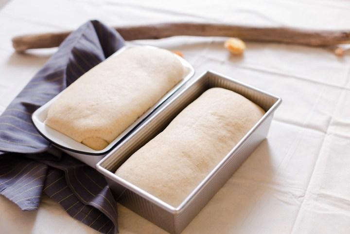 Matcha Swirl Loaf