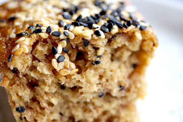 Double Sesame Banana Bread - 20