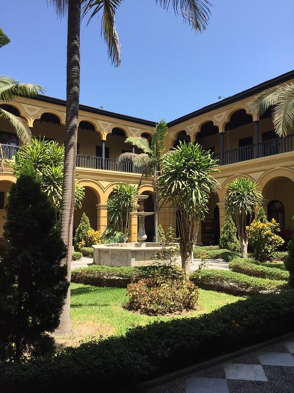 Convento de Santo Domingo, Lima