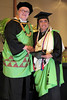 """Chancellor Doug Dykstra congratulates graduate Andrew Simeona.  Windward Community College celebrated spring 2017 commencement on Friday, May 12, 2017 at the Koolau Ballrooms and Conference Center.  View more photos at: <a href=""""https://www.facebook.com/pg/windwardcommunitycollege/photos/?tab=album&album_id=1330704690344736"""" rel=""""nofollow"""">www.facebook.com/pg/windwardcommunitycollege/photos/?tab=...</a>"""
