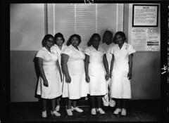 Cafeteria workers union at the Pentagon (4): 1964
