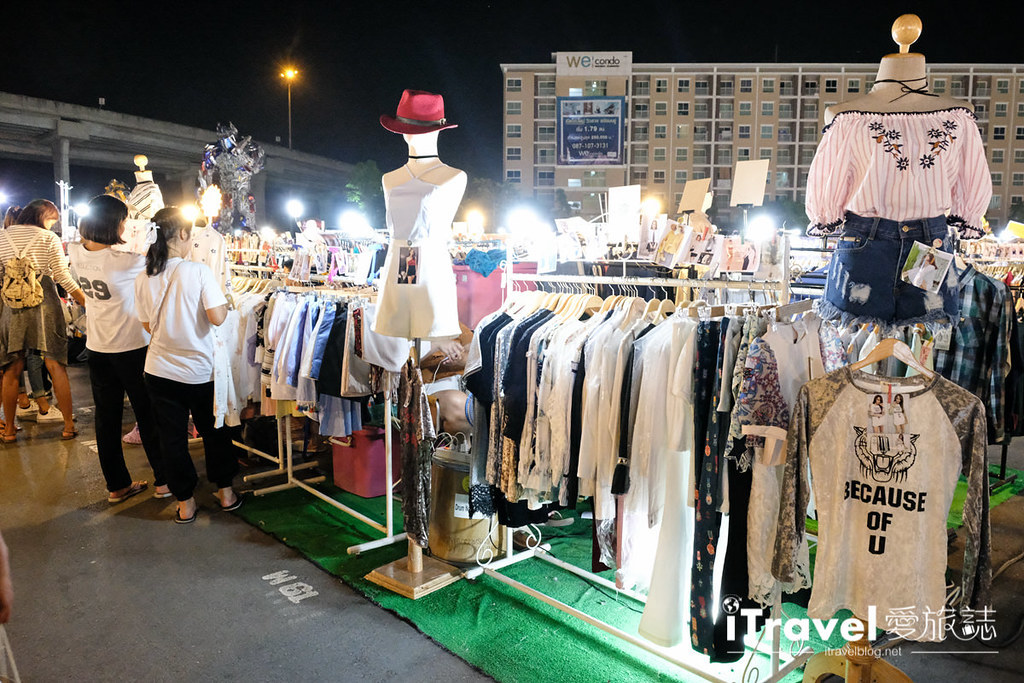 曼谷理杜安夜市 Liab Duan Night Market (31)