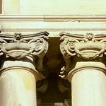 9. Königskolonnaden: Säulen