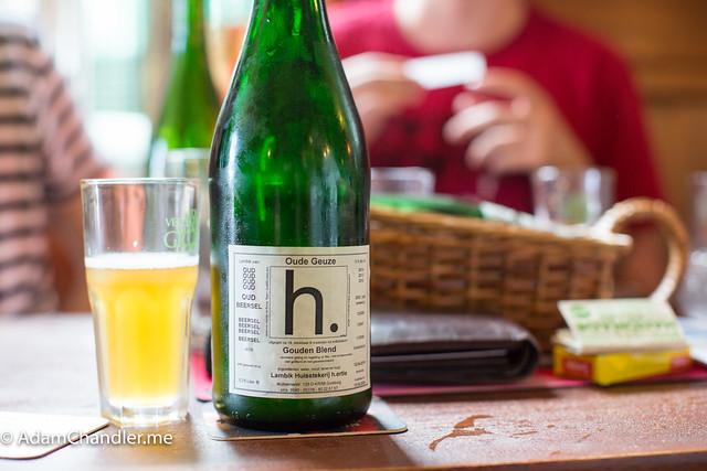 h.ertie Gouden Blend 2017 - Oud Beersel