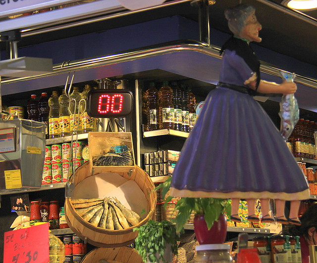 Girona Food Market shop
