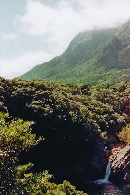 Toroki-no-taki falls
