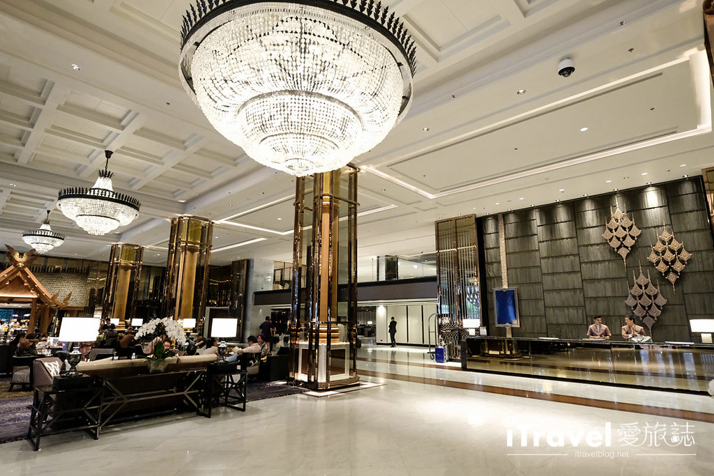 曼谷帝国皇后公园万豪酒店 Bangkok Marriott Marquis Queen's Park (2)