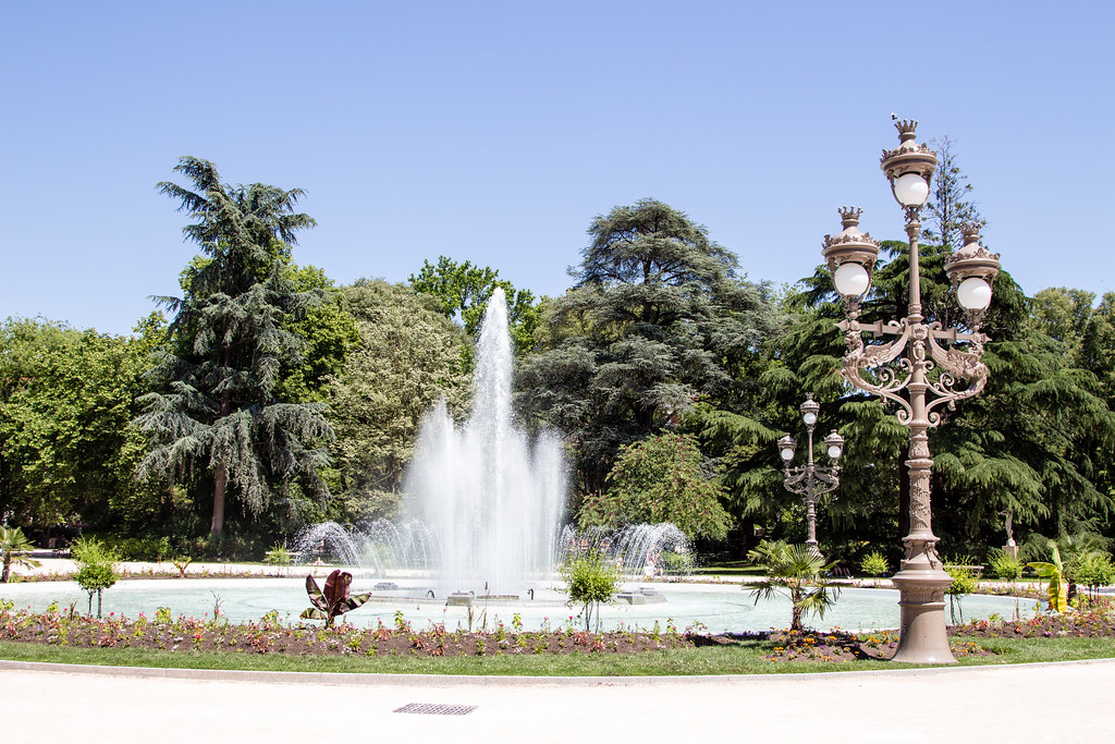 2 days of sightseeing in toulouse france angela travels - Adresse jardin des plantes toulouse ...