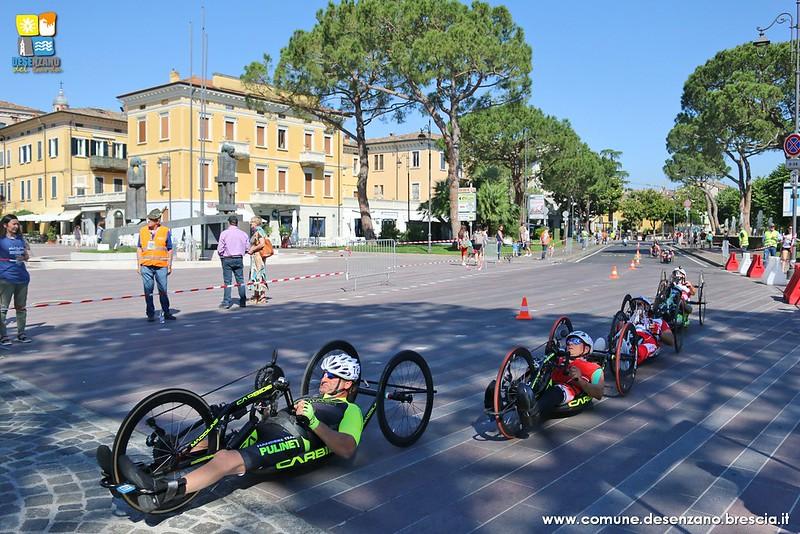 XII Meeting del Garda - Gara Nazionale di Handbike (28/5/2017)