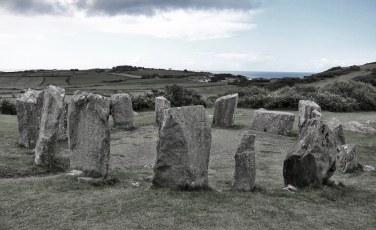 Drombeg Stone Circle, County Cork