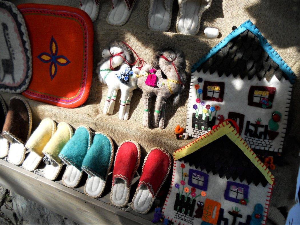 Şirince village crafts