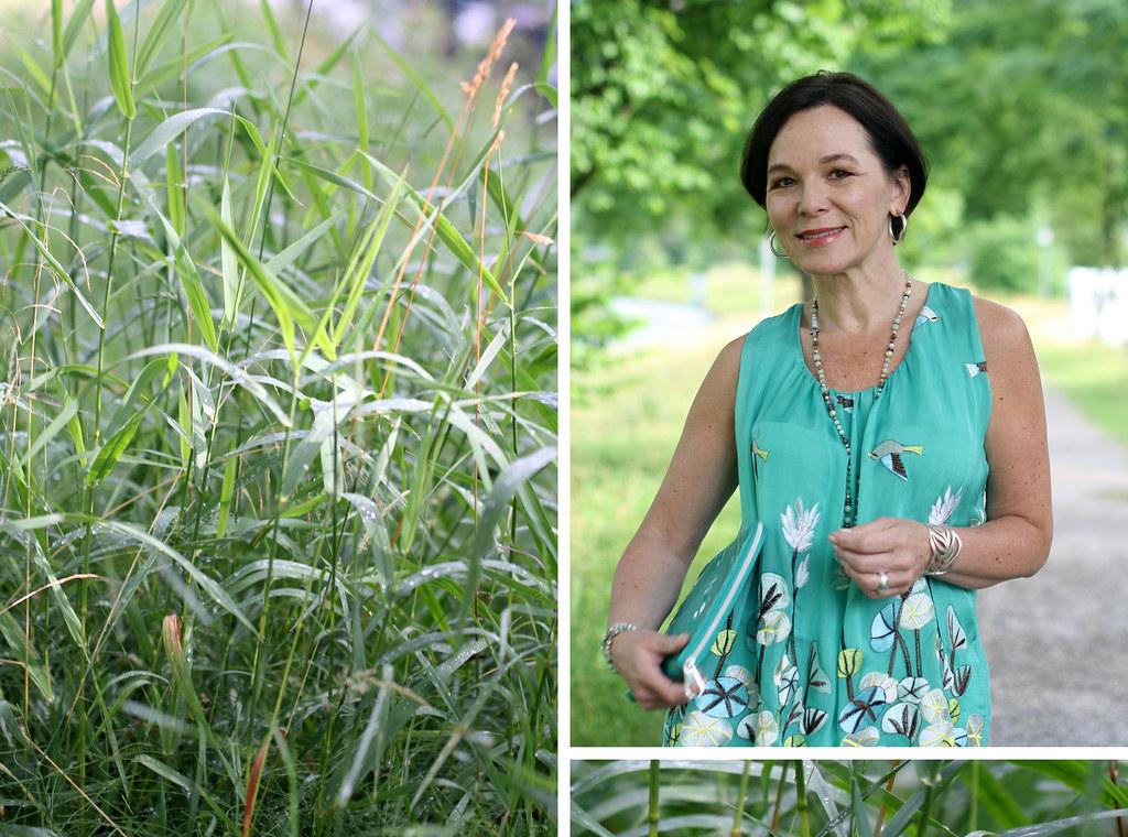 Fresh summer green nature LadyofStyle