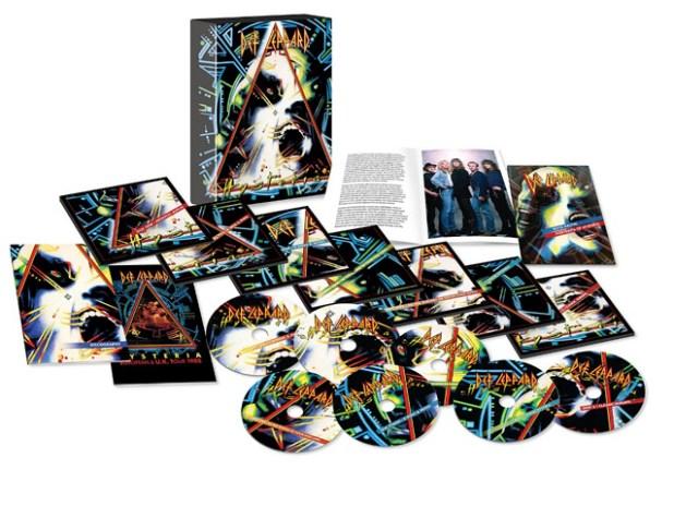 Def Leppard - Hysteria Pic