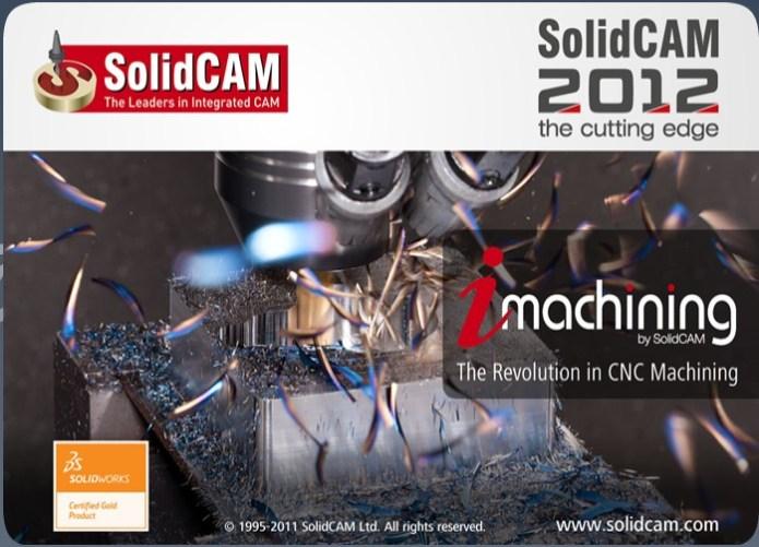 SolidCAM 2012 SP6 for SolidWorks 2010-2013 32bit 64bit
