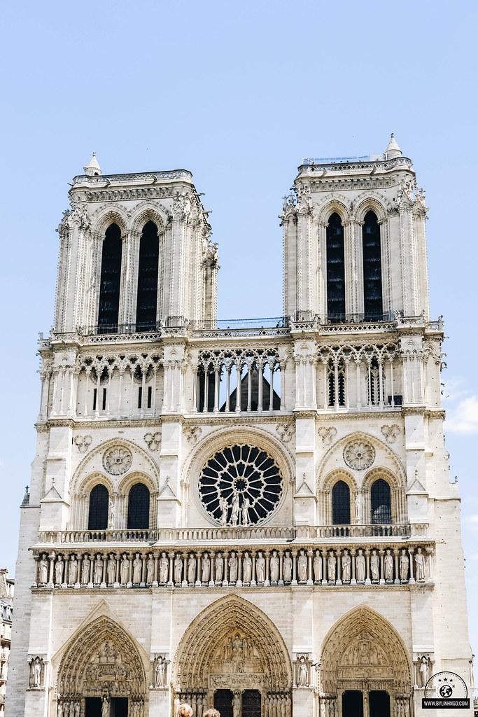 Nơi cần đến ở Paris