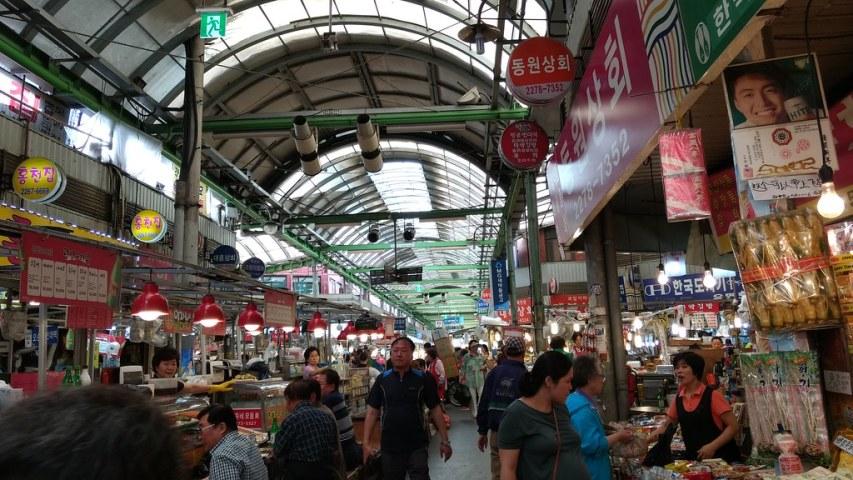 Gwangjang Market