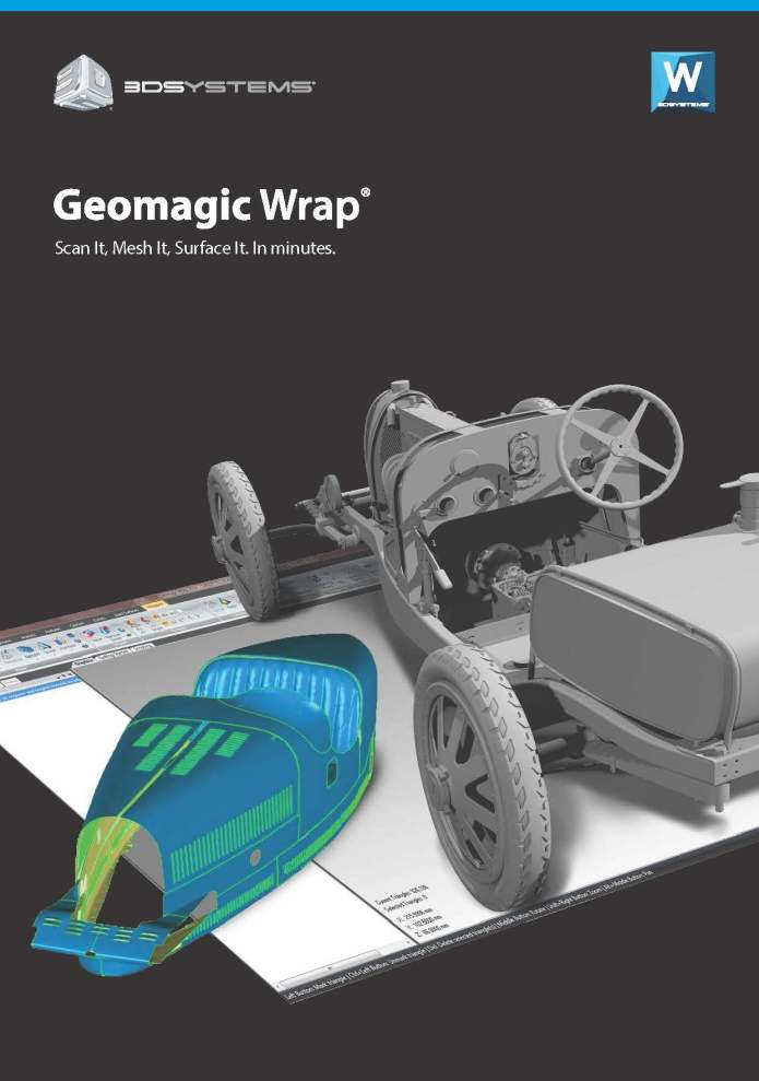 Geomagic Wrap 2017 full