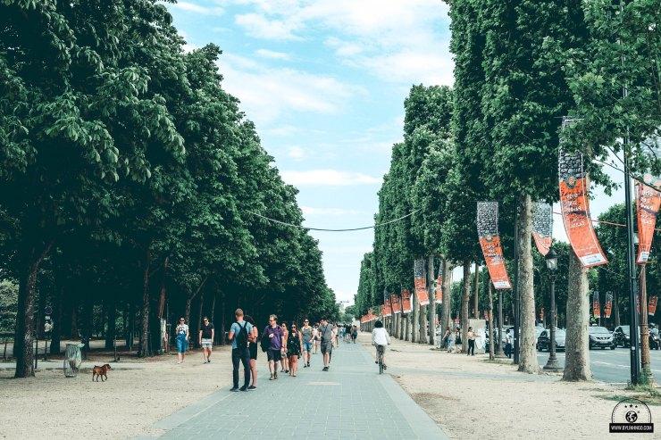 Đại lộ Champs-Élysées