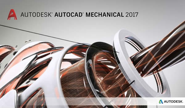 AutoCAD Mechanical 2017 SP1 x86-x64 full license