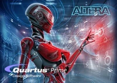 Altera Quartus Prime 15.1 Design 64bit